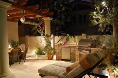 Stout - patio