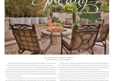 South Bay Digs - Outdoor Hardscapes article