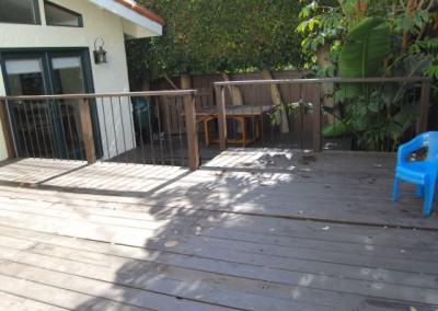 Kiefer Residence - Before photo