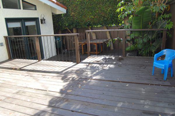 Kiefer Residence – Before photo