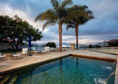 Nitz House -Palos Verdes Backyard