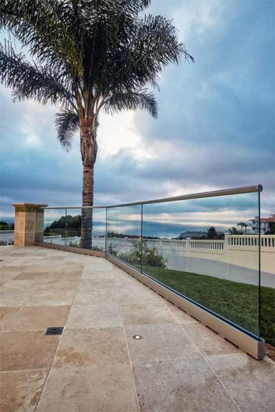 Nitz House – Glass Railings
