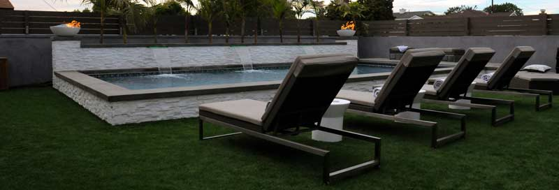 Save money on your water bill by installing synthetic grass!