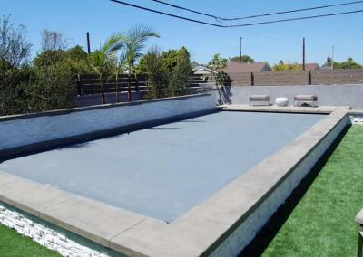 Gorgeous pool with automated cover