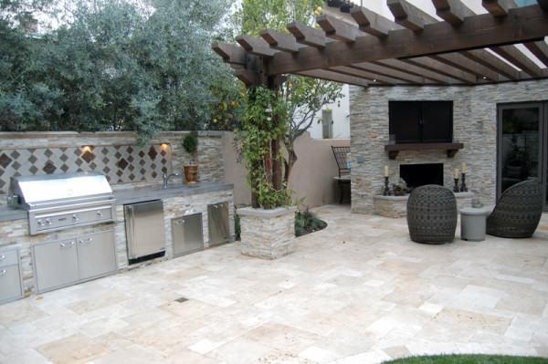 The Winns – Outdoor kitchen