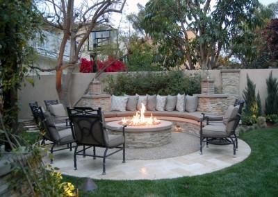 The Winns - Plenty of fireside seating