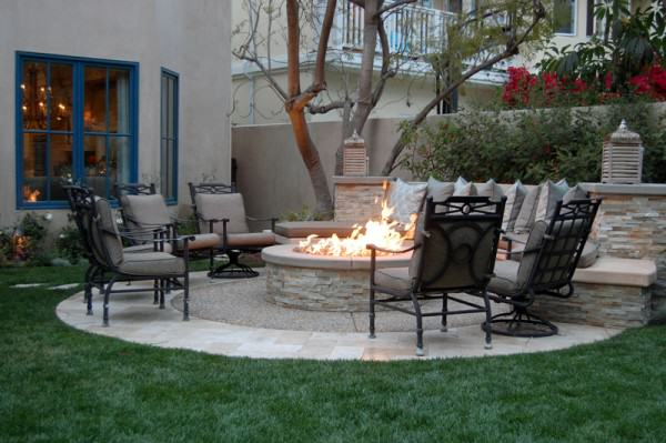 The Winns – Plenty of fireside seating