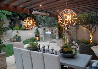 The Winns - Luxury outdoor dining