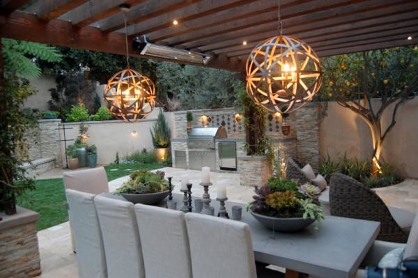 The Winns – Luxury outdoor dining