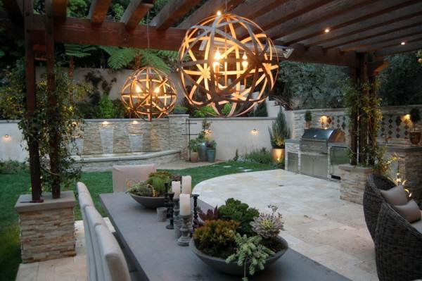 The Winns – Luxury outdoor dining