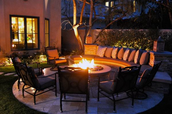 The Winns – Plenty of fireside seating