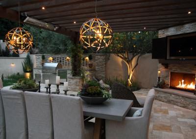 The Winns - Luxury outdoor dining