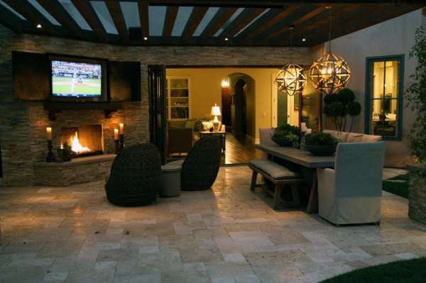 The Winns – Outdoor dining and entertaining